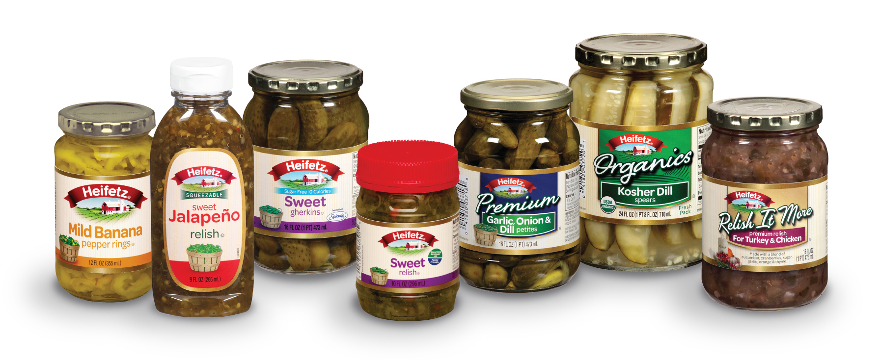Retail And Private Label Pickles And Relish Bay Valley Foods